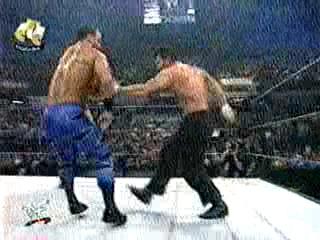 ������� �� ������ ��� WWF SmackDown 17.08.2000